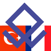 Turkish French Dictionary icon