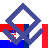 Croatian French Dictionary icon