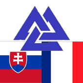 Slovak French Dictionary icon