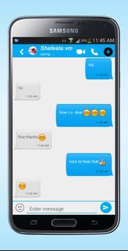 Freakyy Messenger Beta apk screenshot