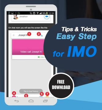Guide imo vdo voice chat call apk screenshot