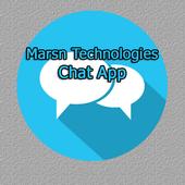 Marsn Tehchnologies Chat App icon