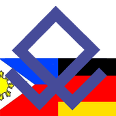 German Filipino Dictionary icon