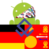 Hmong German Dictionary icon
