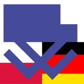 Polish German Dictionary icon