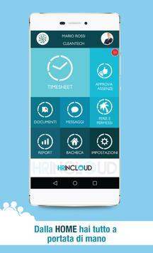 HRinCloud poster