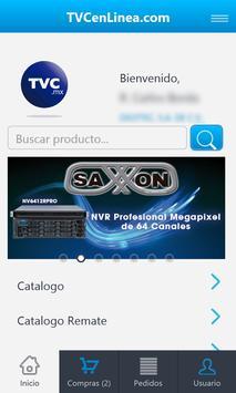 TVC.mx apk screenshot