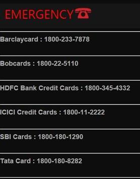 Emergency Numbers India apk screenshot