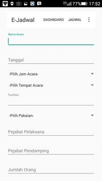 E-Jadwal Jakarta Timur apk screenshot