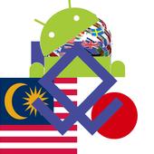 Japanese Malay Dictionary icon