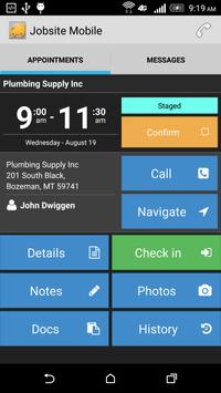 Jobsite Mobile apk screenshot