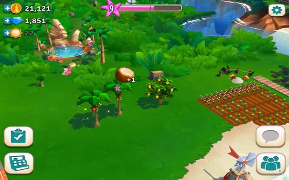 Guide FarmVille Tropic Escape apk screenshot