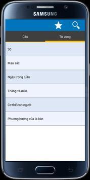 Tieng Nga Giao Tiep apk screenshot