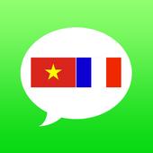 Tieng Phap Giao Tiep icon
