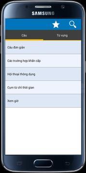 Tieng Phap Giao Tiep apk screenshot