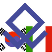 Korean Italian Dictionary icon