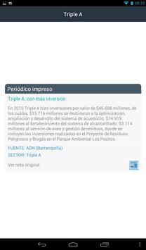 Prensanet apk screenshot