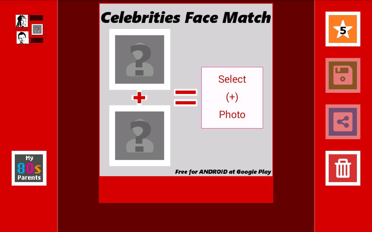 App PicFace Celebrity Matchup APK for Windows Phone ...