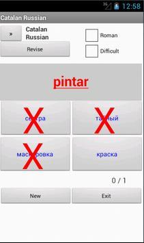 Russian Catalan Dictionary apk screenshot