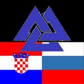 Russian Croatian Dictionary icon
