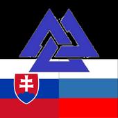 Russian Slovak Dictionary icon