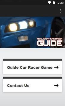 Guide for Real Drift Car Racer apk screenshot