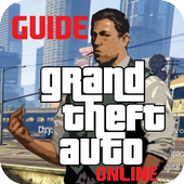 Guide For GTA 5 Online icon