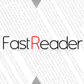 FastReader - 1000 words, 1 min icon