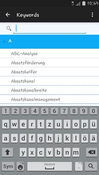 Marketing-Management apk screenshot