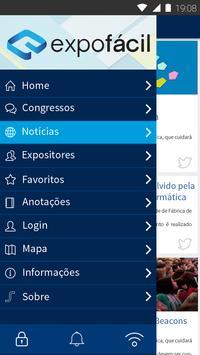 Expofacil apk screenshot