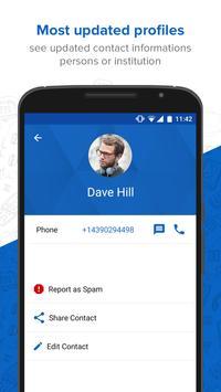 GetContact Caller information apk screenshot
