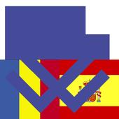Spanish Romanian Dictionary icon