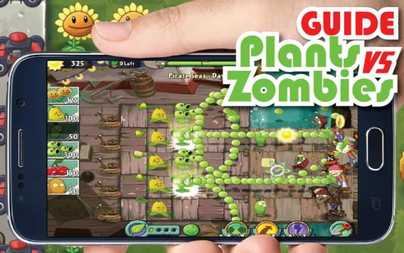 Free Guide for Plants Zombies poster