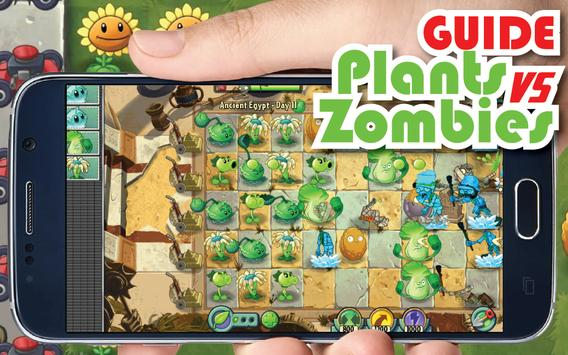 Free Guide for Plants Zombies apk screenshot
