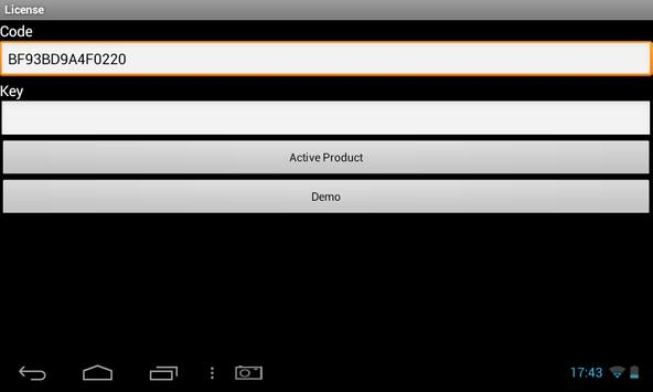 Travaglini Remote Control apk screenshot