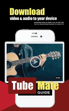 Guide free for TubeMate poster