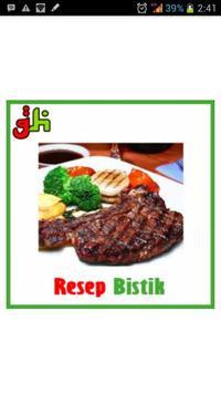 Resep Masakan Bistik apk screenshot