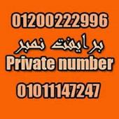 تحويل رقم الهاتف ل غير معروف icon