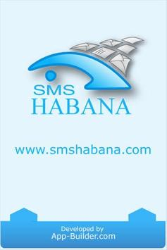 SMS Cuba poster