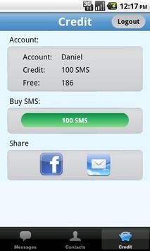 SMS Cuba apk screenshot