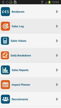My sales Buddy apk screenshot