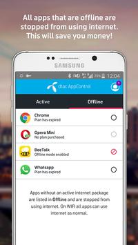 dtac AppControl apk screenshot