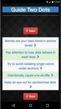 Guide Two Dots apk screenshot