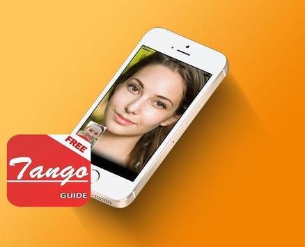 Guide Tango VDO Call Chat free apk screenshot