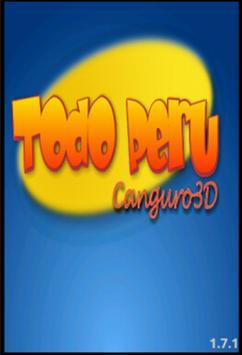 Todo Peru poster