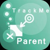 TrackMe Parent Handyortung icon