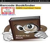 Barcode Bookfinder icon
