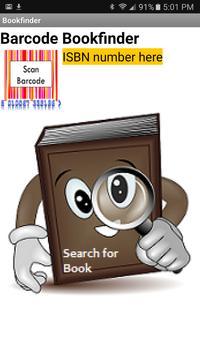 Barcode Bookfinder poster