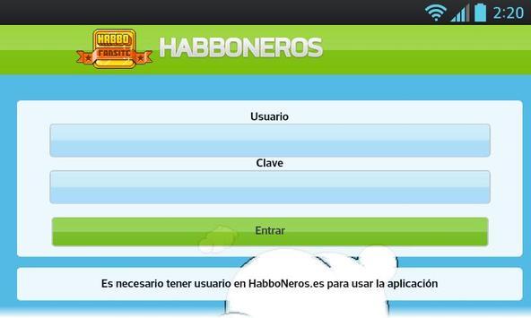 HabboNeros v1 poster