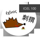 Igel100 icon